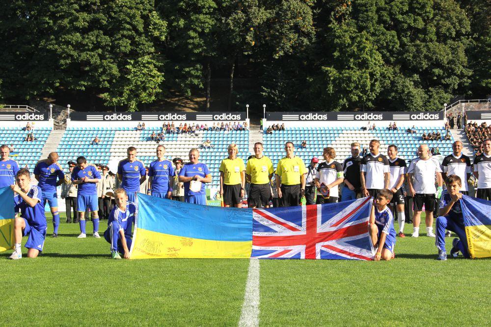 ФК «Маэстро» и Вооруженные Силы Украины