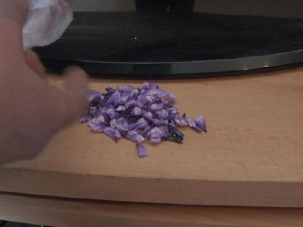 Обнаружено более трех сотен свертков с героином.