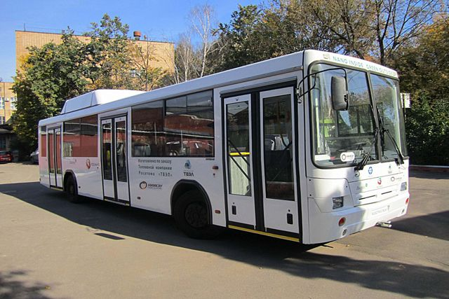 в РТ создали автобус,