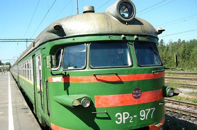 Пять поездов были задержаны на время от 2 до 5 часов из-за ЧП под Миассом