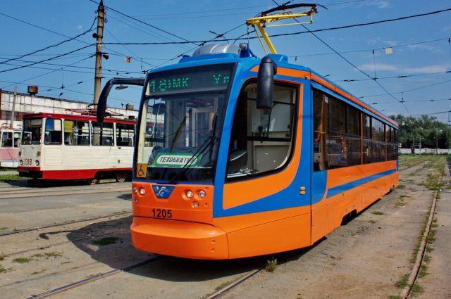 Администрация Челябинска хочет купить новый трамвай