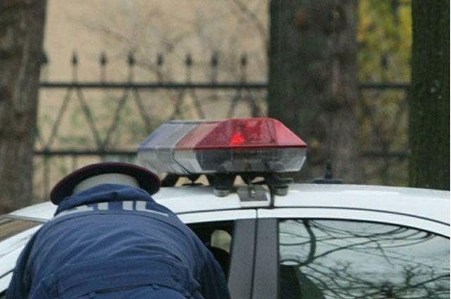 В обстоятельтвах аварии разбираются правоохранители.