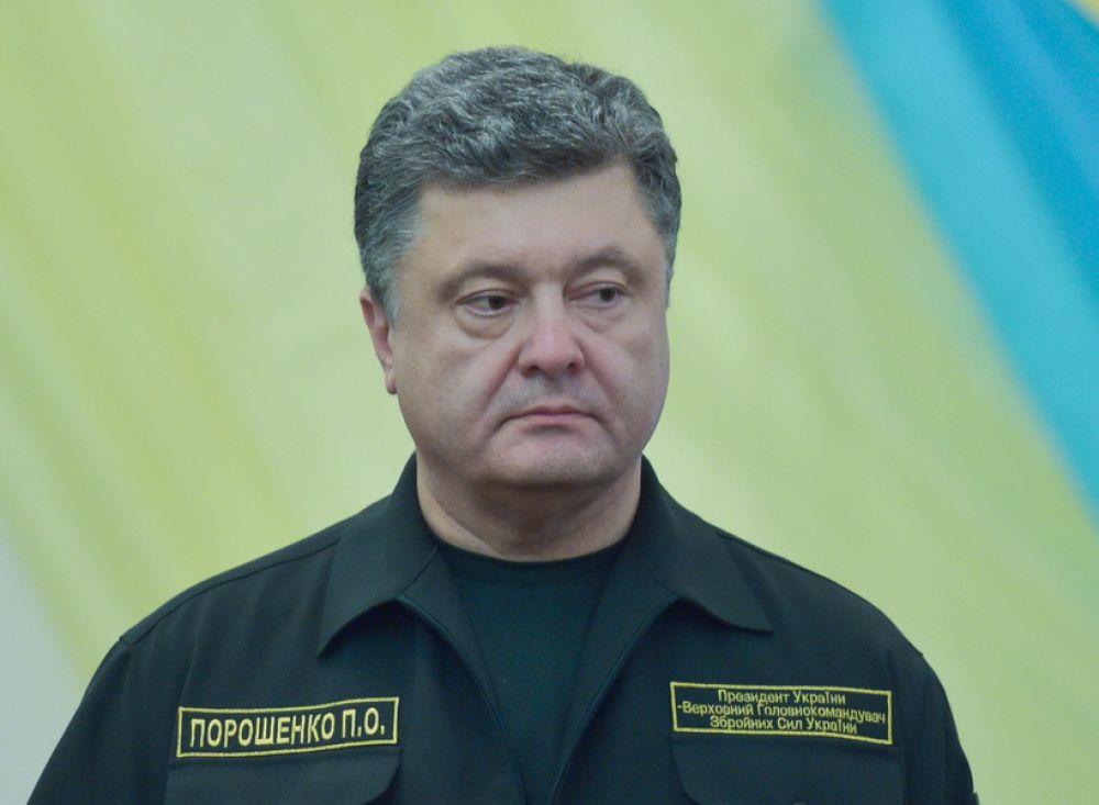 Петр Порошенко приехал в Мариуполь