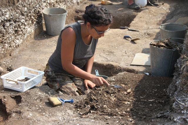 Археологическая экспедиция ДВФУ