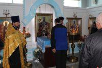 Первыми в Приангарье мощи святой Матроны Московской увидели пассажиры иркутского аэропорта.