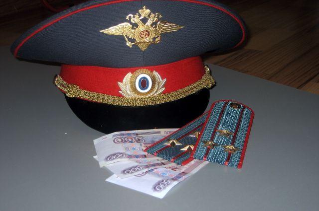 Подполковник из Магнитогорска обвиняется в мошенничестве и взяточничестве