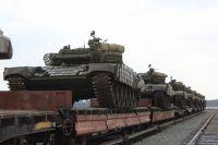 Новая железная дорога в обход Юрги.