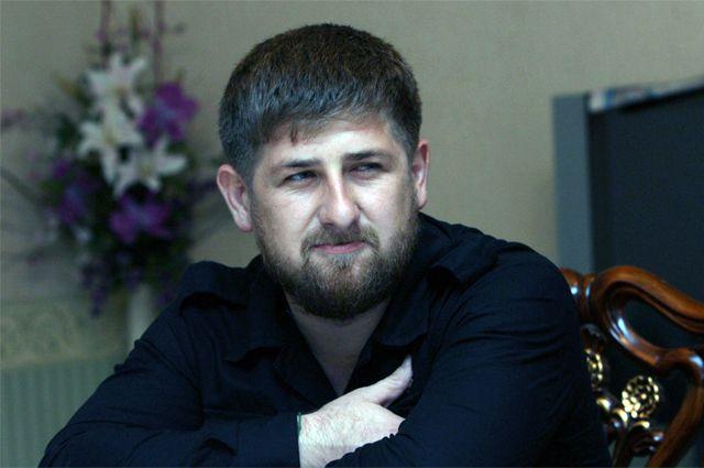 Рамзан Кадыров, глава Чечни.