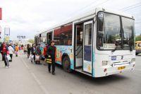 Автобусы будут ходить по изменённым маршрутам.