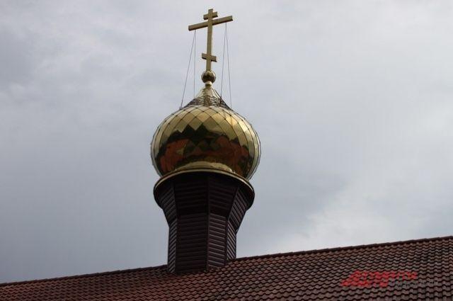 Новый храмв честь Успения Пресвятой Богородицы появился в Одесском.