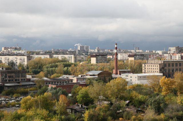Виды Челябинска.