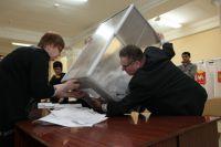 Во время подсчета голосов на