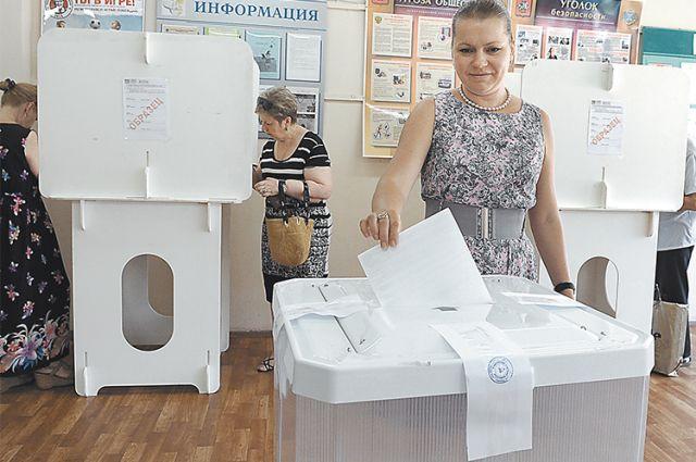 Более 5,3 тысяч южноуральцев проголосовали на выборах досрочно