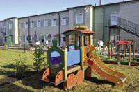 """Жители Кояново назвали детский сад """"Солнышко"""". Туда будут ходить 100 дошколят."""