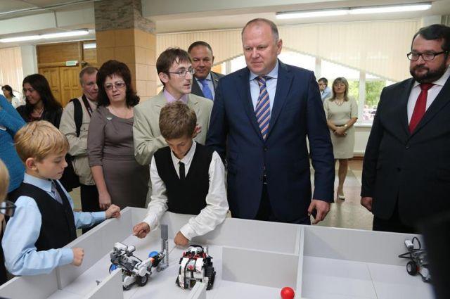 В Калининградскую область из Украины приехали почти 200 детей школьного возраста.