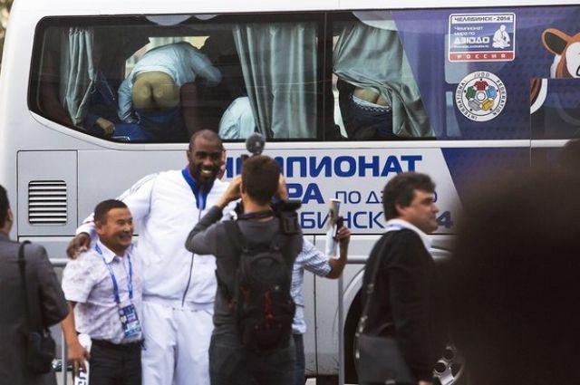 Франция извинилась перед челябинцами за инцидент с обнаженными дзюдоистами