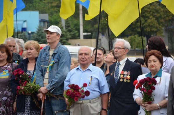 В Мариуполе празднуют День освобождения города от немецко-фашистских захватчиков
