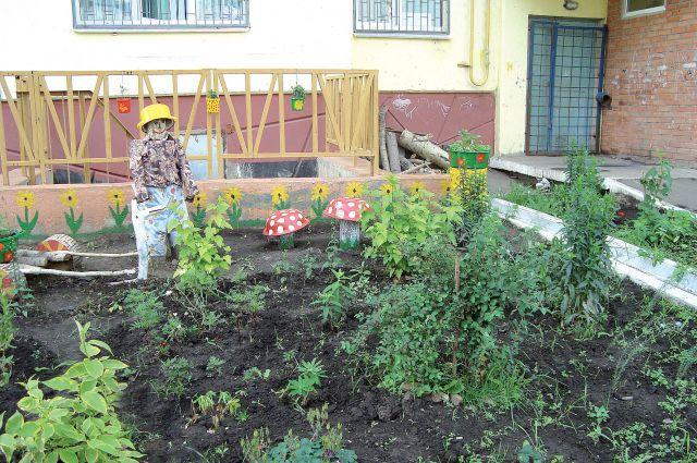 Благоустроенная придомовая территория - это только поверхностная часть деятельности УК.
