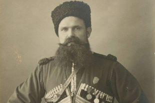 Лейб-казак Тимофей Ящик в 1915 году.