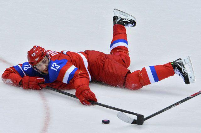 Нападающий Павел Дацюк избавился от болей в коленях