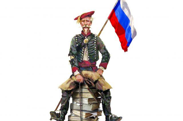 Россия - приняла этого героя настолько глубоко, что уже никому никогда не отдаст.