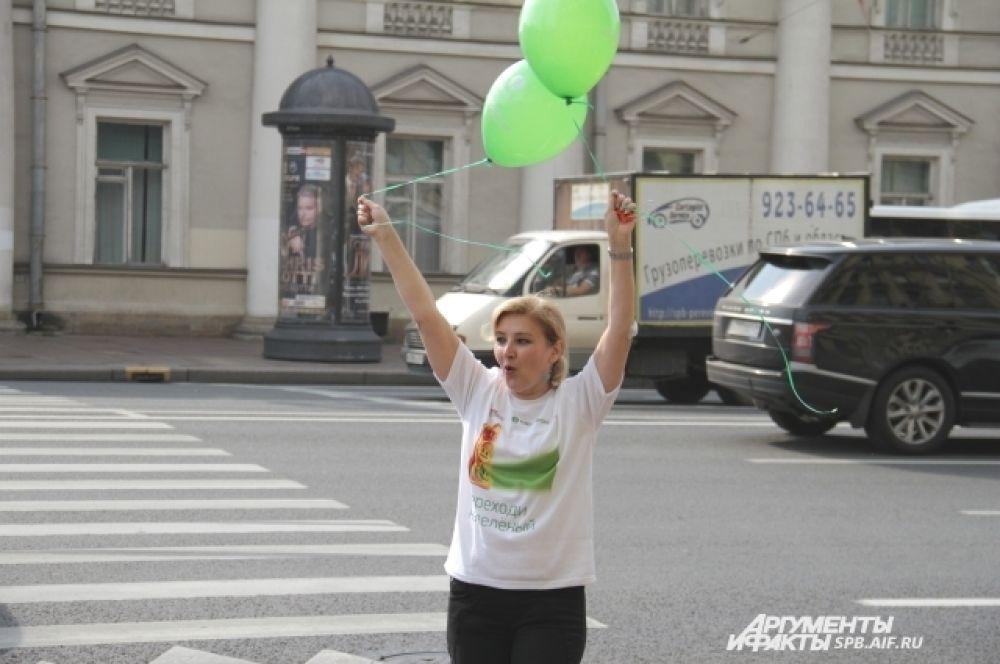 Представители еженедельника АиФ-Петербург не скрывали радостных эмоций.