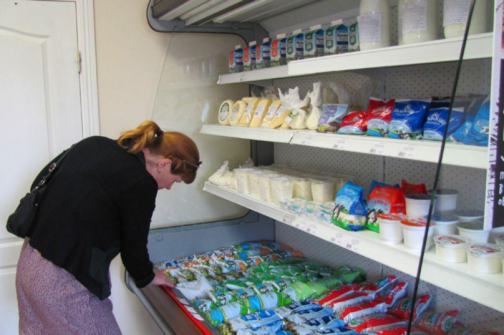 Молочная продукция – есть что выбрать