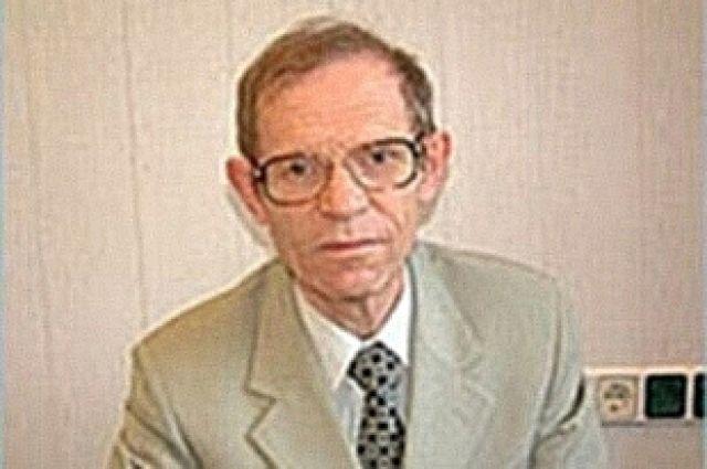 Виктор Малеев.