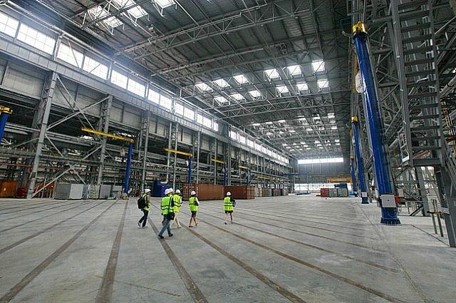 Производственные мощности Приморья позволяют региону развиваться.