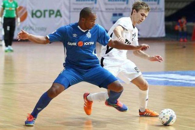 Мини-футбольной «Синаре» присудили победу в матче с подмосковным «Динамо»