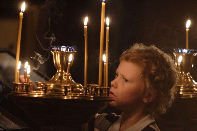 В Свято-Никольский храм в Черемхово привезли ковчег с мощами святой блаженной Матроны Московской.