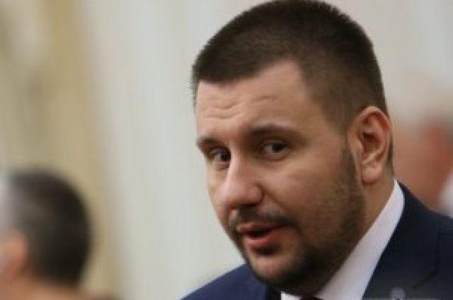 Александр Клименко, экс-глава Миндоходов