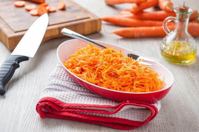 Морковь со сметаной польза