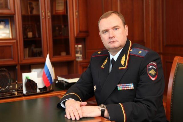 Главой полиции Челябинской области стал генерал-майор из Хабаровска