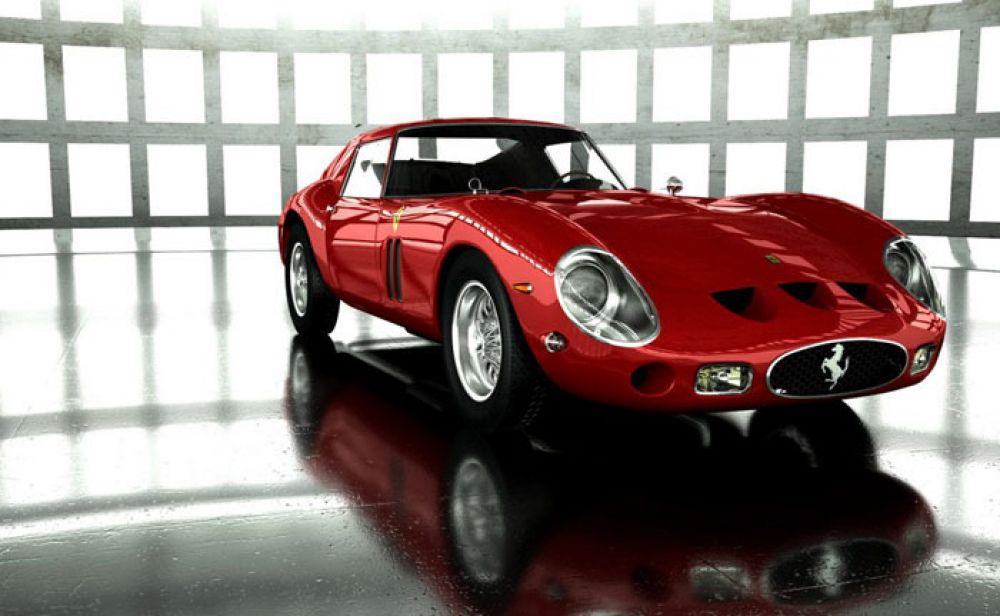 1962 Ferrari 250 GTO – $28,7 млн