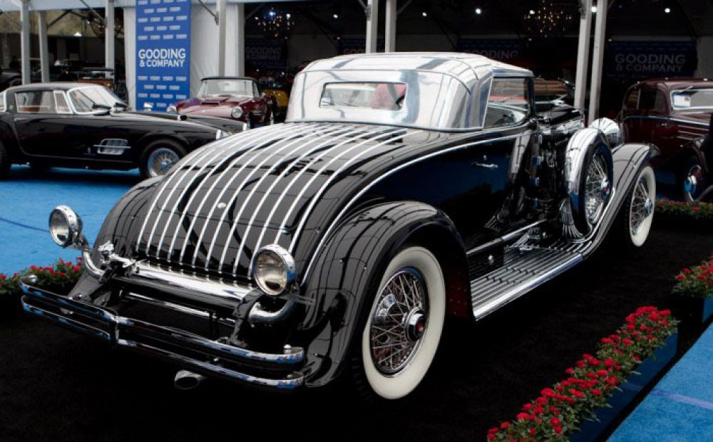 1931 Duesenberg Model J Murphy – $10,34 млн