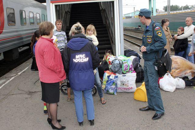Около двух тысяч переселенцев приехали в Омскую область.