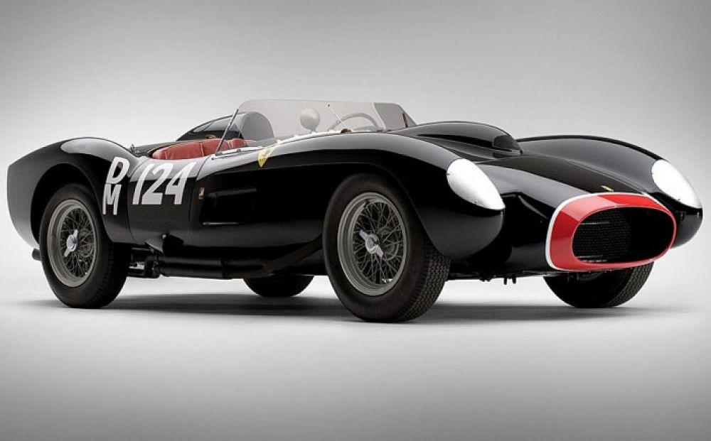 1957 Ferrari 250 Testa Rossa – $39,8 млн