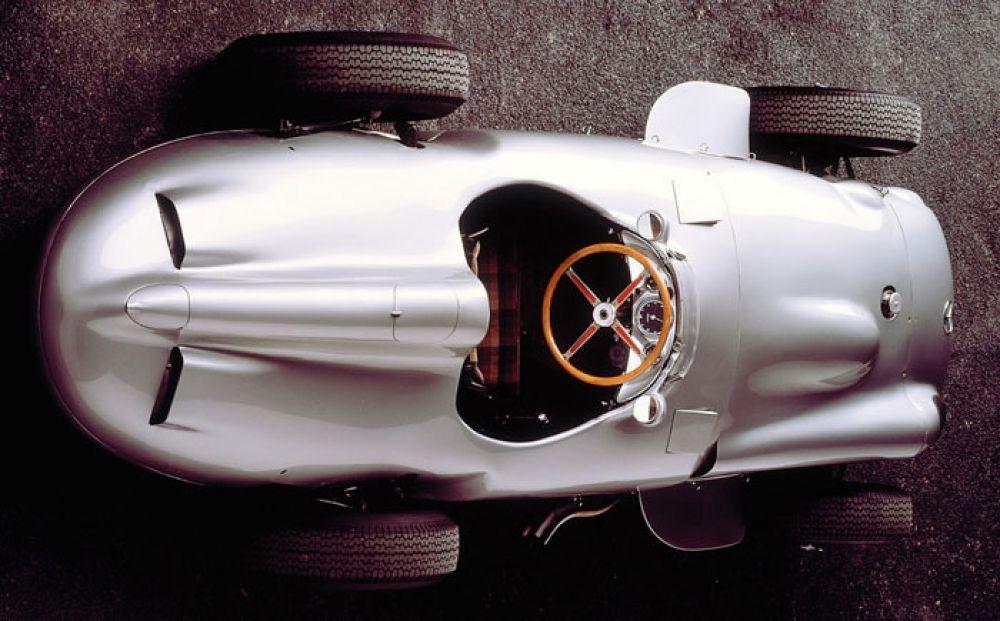 1954-1955 Mercedes-Benz W196 R Silver Arrow – $31,6 млн