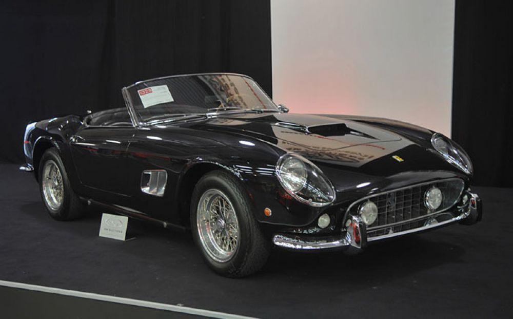 1961 Ferrari 250 GT SWB California Spyder – $10,9 млн