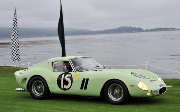Ferrari 250 GTO – $35 млн