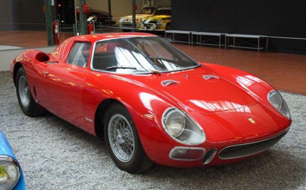 1964 Ferrari 250 LM – $14.3 млн