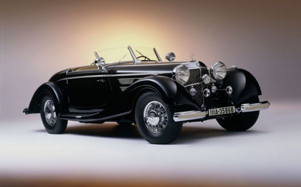Mercedes-Benz 540K Spezial Roadster – $11,77 млн