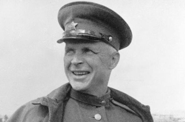 Александр Довженко. 1943 год.