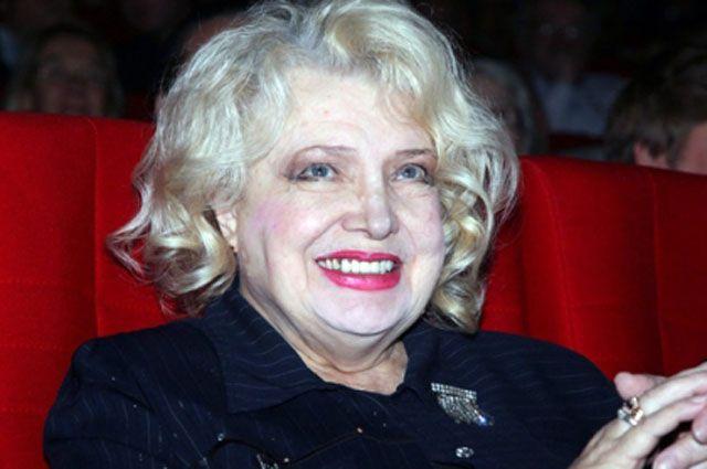 Татьяна Доронина.