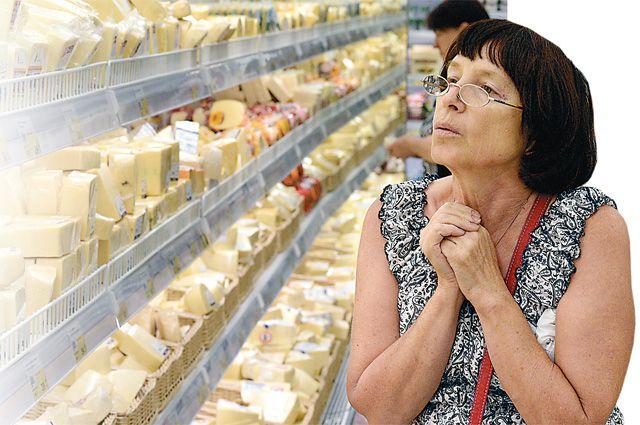 Вроде в сыре нет дрожжей, а ценник растет прямо на глазах...