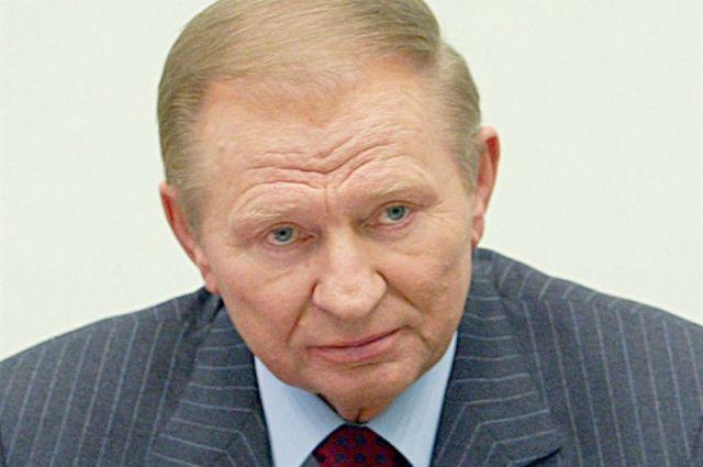 Леонид Кучма, второй президент Украины