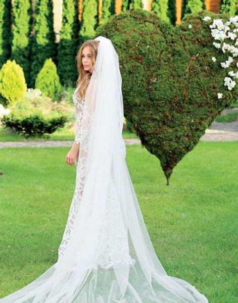 Свадьба Яны Соломко