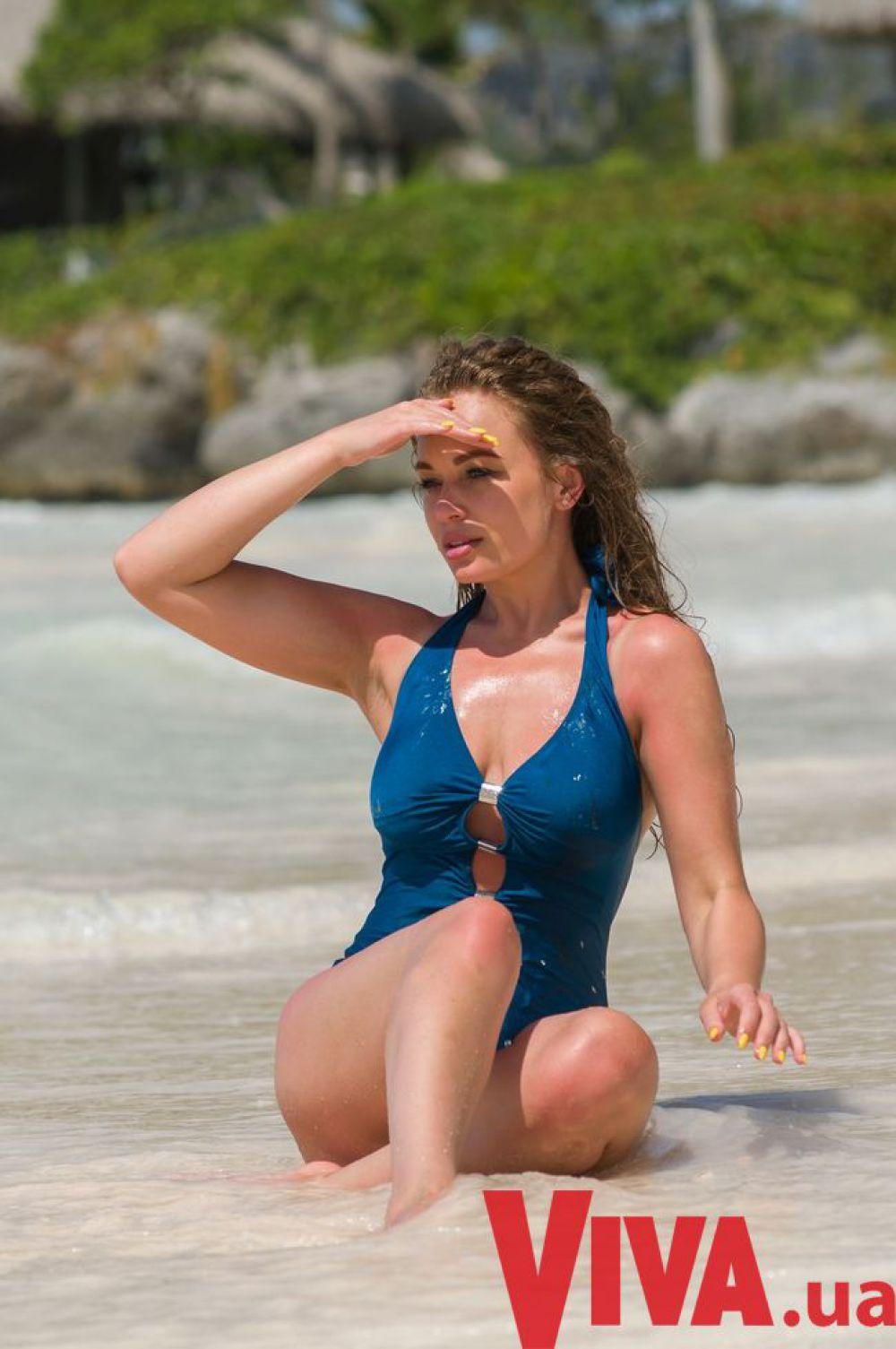 Медовый месяц Яны Соломко на Мальдивах