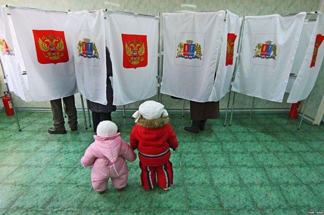 Выборы - это для взрослых.